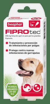 Beaphar Fiprotec Spot On cão Grande 20-40 kg - 1 Pipeta