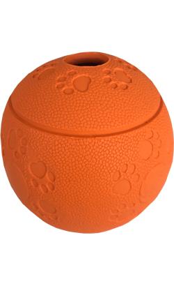 Eurosiam Brinquedo Rubber Dog Snack Ball