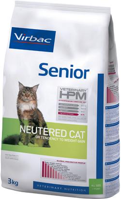 Virbac HPM Senior Neutered Cat 7 kg