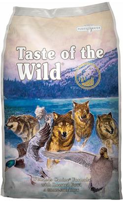 Taste of the Wild Wetlands Canine Formula 12,2 Kg
