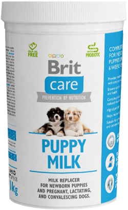 Brit Care Puppy Milk
