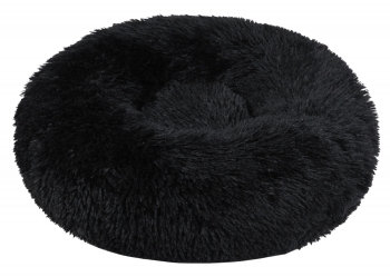 Cama puff basket - Preto 50 cm