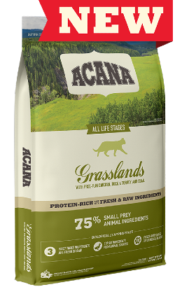 Acana Cat Grasslands New Formula 340 g