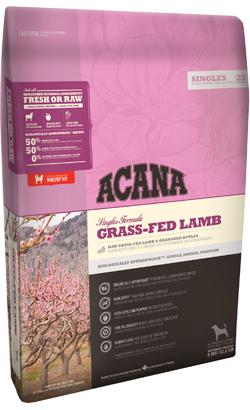 Acana Singles Dog Grass-fed Lamb 2 kg