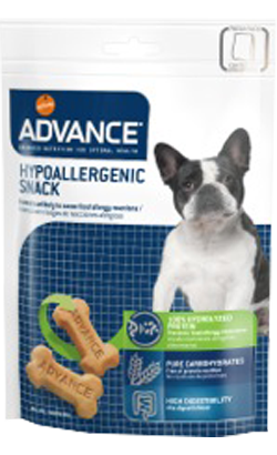 Advance Dog Hypoallergenic Snack 150 g