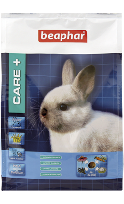 Beaphar Care+ Junior Rabbits 1,5 kg