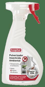 Beaphar Pulverizador Insecticida Ambiental 400 ml