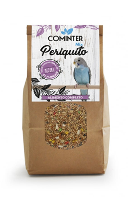 Cominter Mix Nature Periquitos 850 g