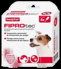 Beaphar Fiprotec Spot On Cão Pequeno 2-10 kg - 4 Pipetas