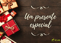 Pet Land eGift Card - Presente especial