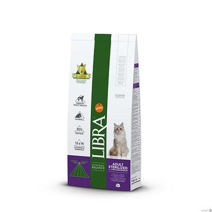 Libra Gato Sterilized Frango 15 kg