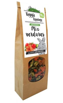 Cominter Veggie Toppings Mix de Verduras 125 g