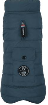 Capa Jacket  Azul -com forro polar
