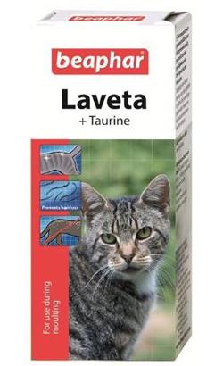 Beaphar Laveta com Taurina 50 ml