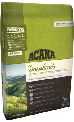 Acana Regionals Dog Grasslands 2 kg