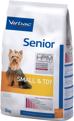 Virbac HPM Senior Dog Small & Toy 7 kg