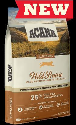 Acana Cat Wild Prairie New Formula 340 g