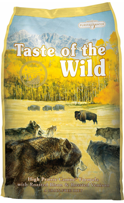 Taste of The Wild High Prairie Canine Formula 12,2 Kg