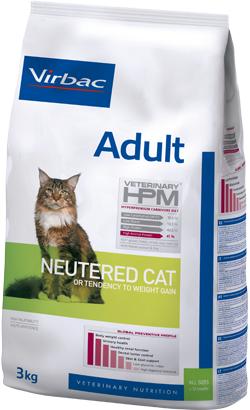 Virbac HPM Adult Neutered Cat 1,5 kg