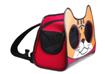 Bolsa para gatos - Big Cat - Vermelho