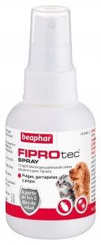 Beaphar Fiprotec Spay Cães e Gatos 100 ml