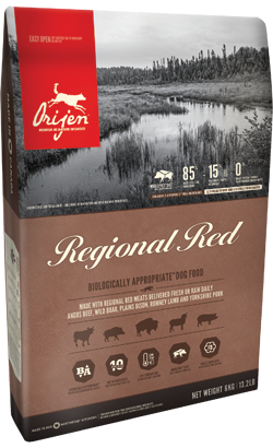 Orijen Regional Red Dog 11,4 kg