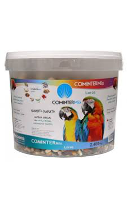 Cominter Mix Papagaios 1,2 kg