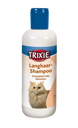 Trixie Champô para Gatos de Pêlo Longo - 250 ml