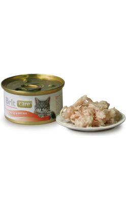 Brit Care Cat Wet - Chicken Breast - 6 x 80 g
