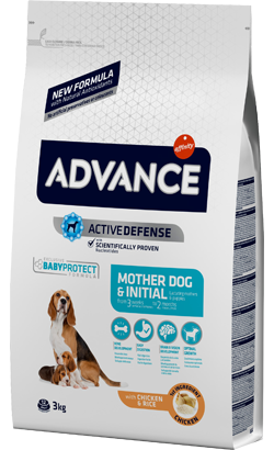 Advance Mother Dog & Initial Chicken & Rice 3 Kg