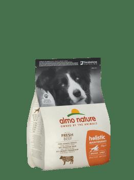 Almo Nature Dog Dry Holistic Adult Medium Fresh Beef 2 kg