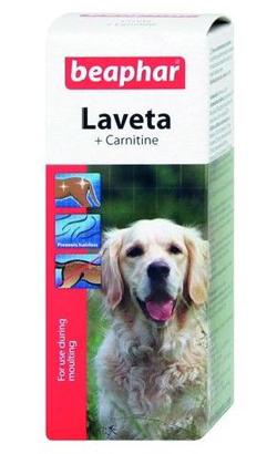 Beaphar Laveta com Carnitina 50 ml