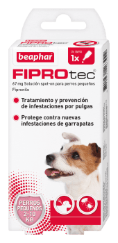 Beaphar Fiprotec Spot On Cão Pequeno 2-10 kg - 1 Pipeta
