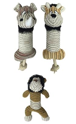 Eurosiam Brinquedo Animal Plush - 1 Unidade