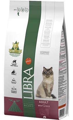 Libra Gato Adulto Beef & Rice 15 kg