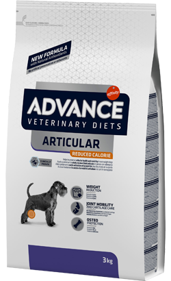Advance Vet Dog Articular Reduced Calorie 12 Kg