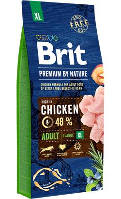 Brit Blue Nature Adult Giant Dog 15 kg