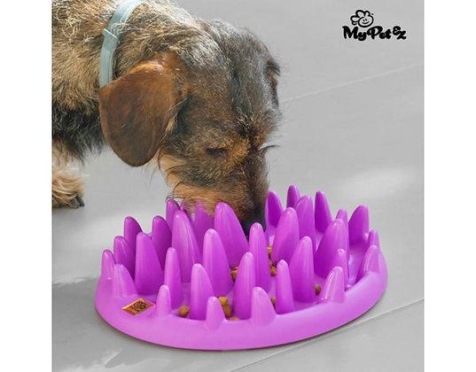 Comedouro interactivo para cães - Slow Food Bowl