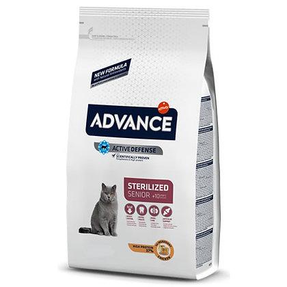 Advance Cat Sterilised +10 Chicken & Barley 1,5 kg
