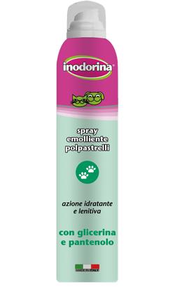 Inodorina Spray Calmante Almofadas das Patas Glicerina 200 ml