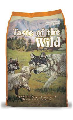 Taste of the Wild High Prairie Puppy Formula 2 Kg