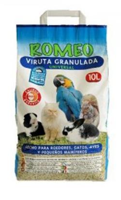 Cominter Litter Granulado Madeira Romeo 5 kg