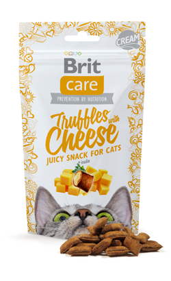 Brit Care Cat Snack Truffles with Cheese 50 g