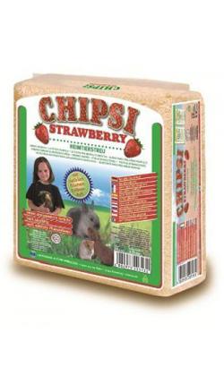 Chipsi Classic Strawberry 15 L