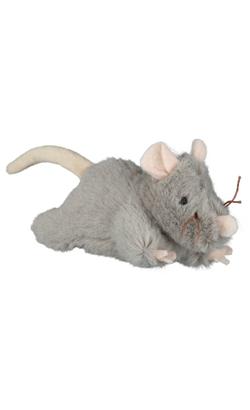 Trixie Ratinho em Peluche com Som - 15 cm