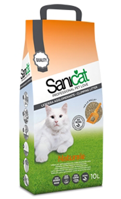 Sanicat Natural 10 lt
