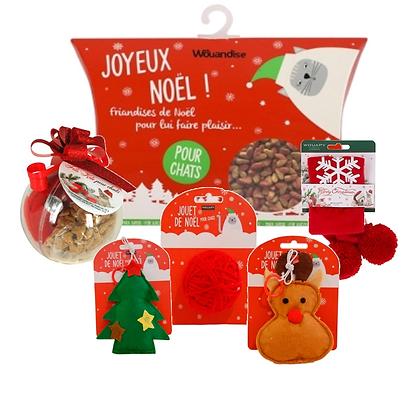 Christmas Box - Gato - 6 peças