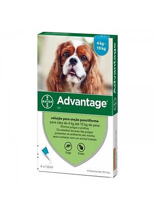 Advantage cão 4 - 10 kg