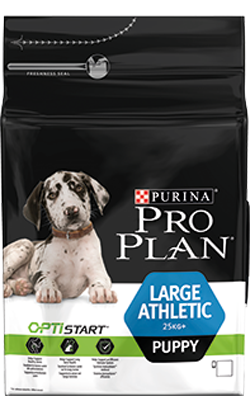 Pro Plan Dog Large Athletic Puppy 3 Kg