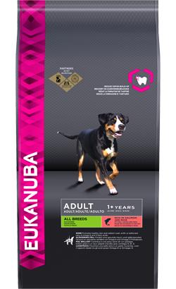 Eukanuba Dog Adult All Breeds Salmon & Rice 2,5 kg
